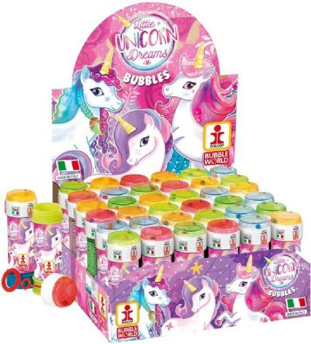 Little Unicorns Bubble Tubs Party Fillers